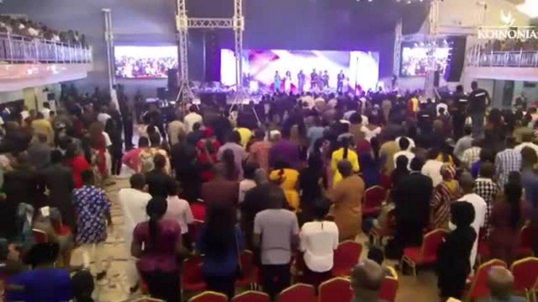 Apostle Joshua Selman the sounds of Heaven,Koinonia Worship