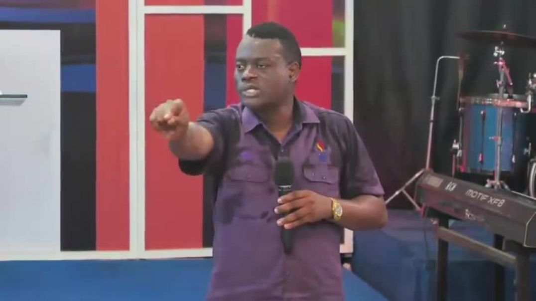 Apostle Arome Osayi tells the true story of how a water goddess came to fight him in Ghana