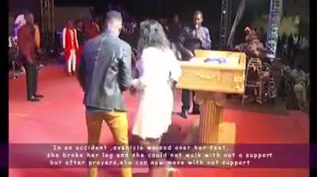 healed instantly at 77 dogs pastor robert kayanja ministries victory nanana