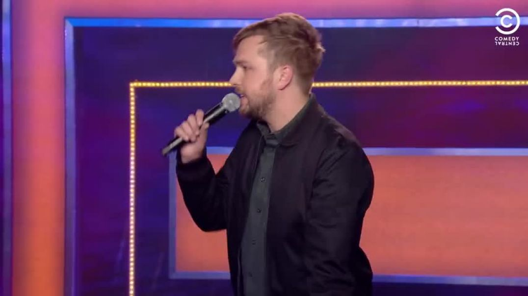 Iain stirling is not a fan of morning workouts comedy central at the comedy store