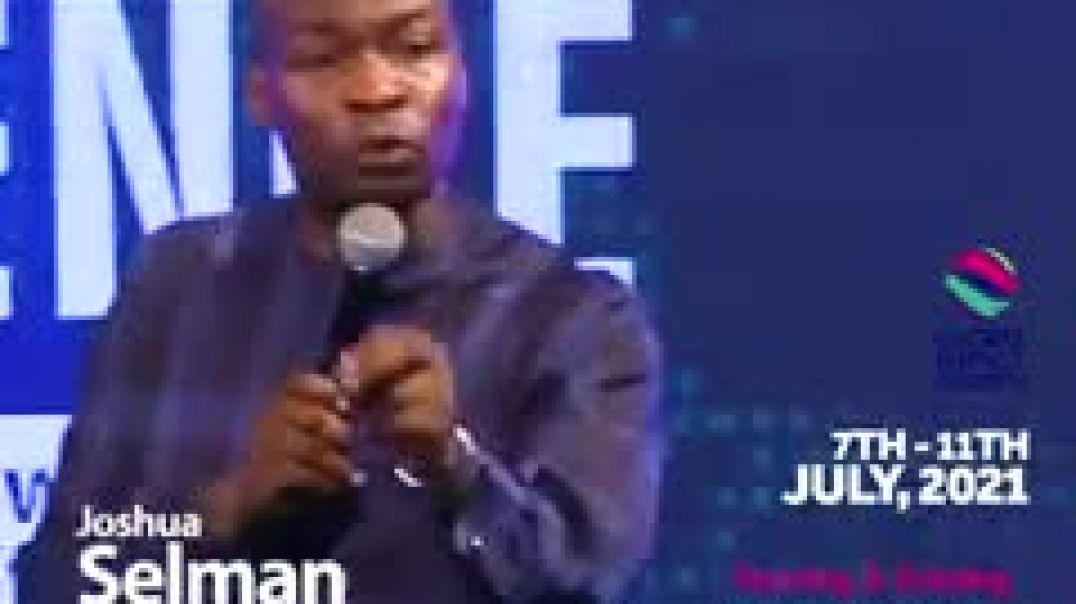 Recharge conference 2021 Apostle Joshua Selman