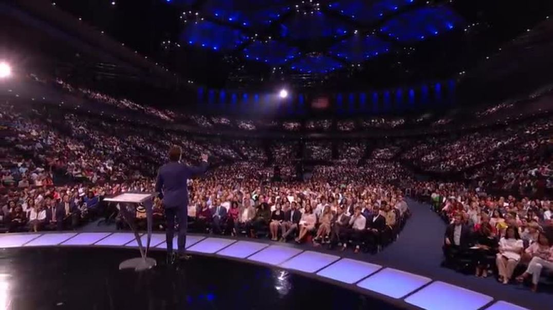 Clear out the Negative in your mind trailer Joel Osteen