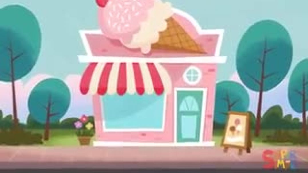 the ice cream song kids songs super simple songs h264 26997