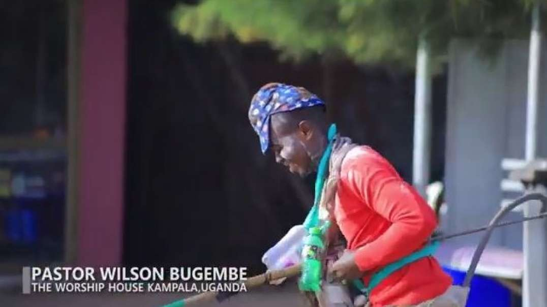 what is your name oneminute prayer by pr.wilson bugembe