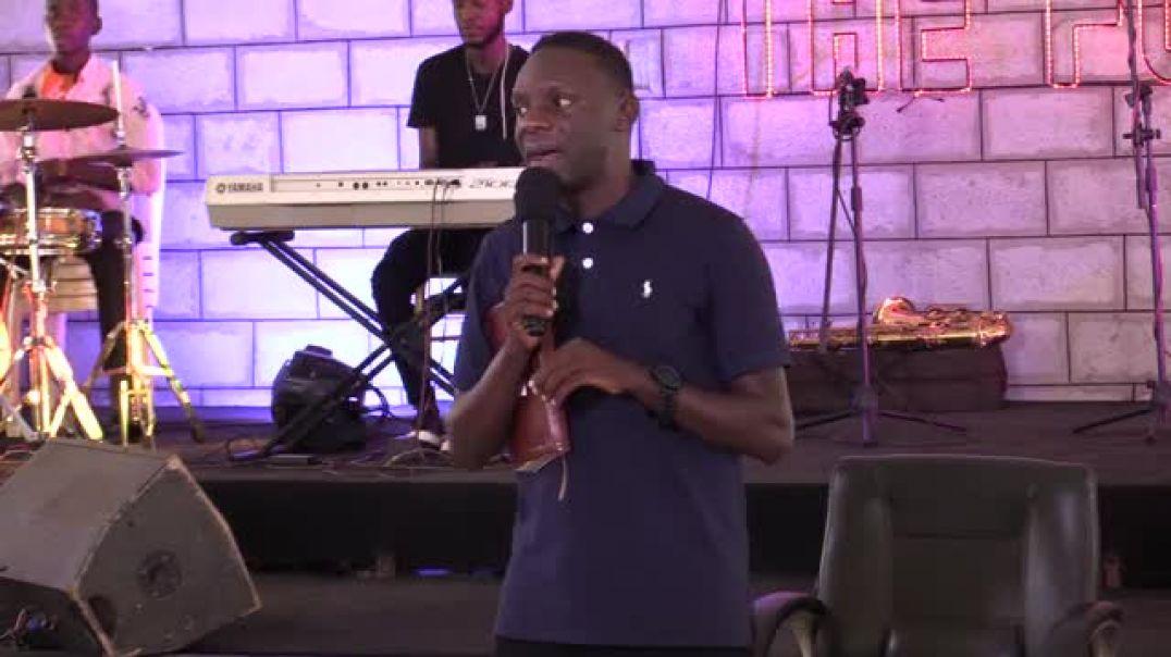 pastor wilson bugembe sunday service preaching