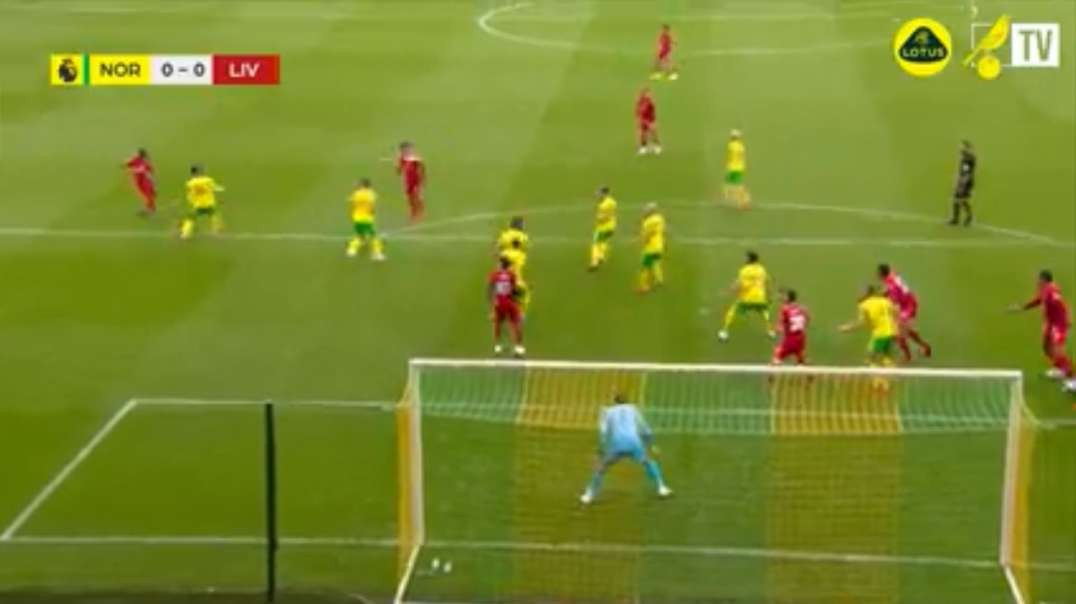 extended highlights norwich city -3 liverpool h264 67927