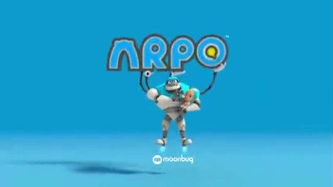 arpo the robot buggy on the loose new video funny cartoons for kids arpo and daniel