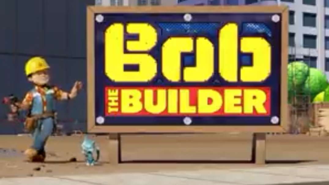 bob the builder cats and dogs cartoons for kids