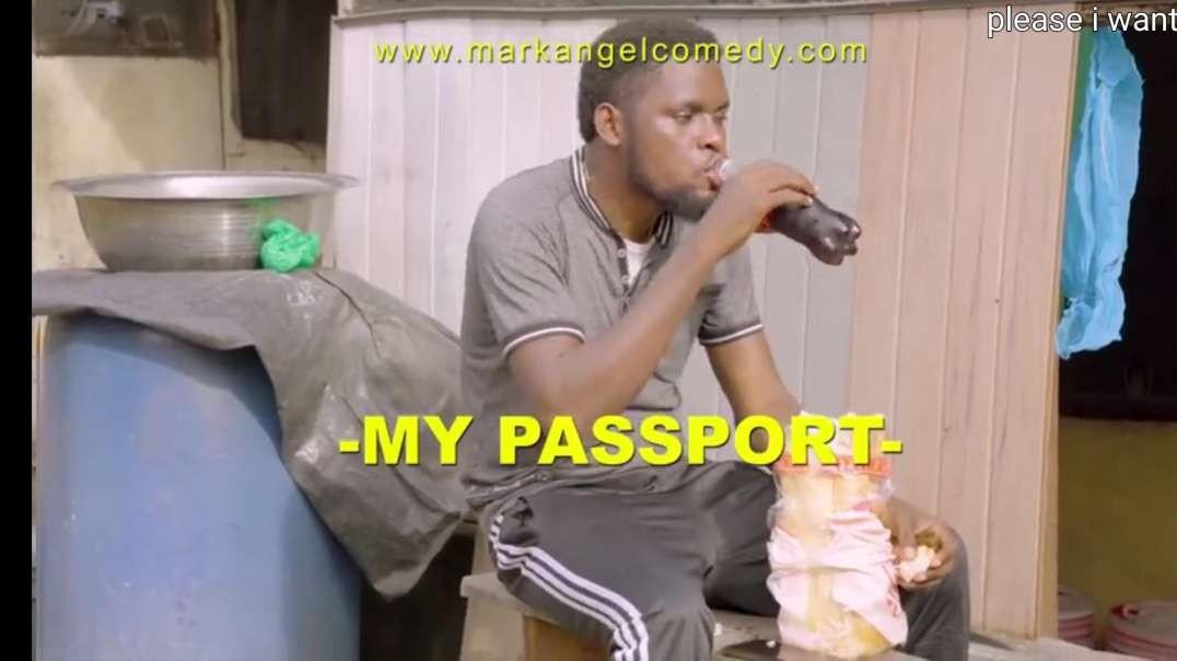 My PASSPORT (Mark_Angel_Comedy) (Episode_271)