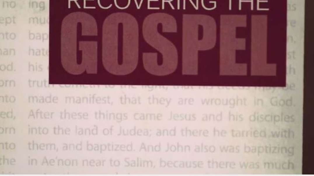 the gospels power message paul washer