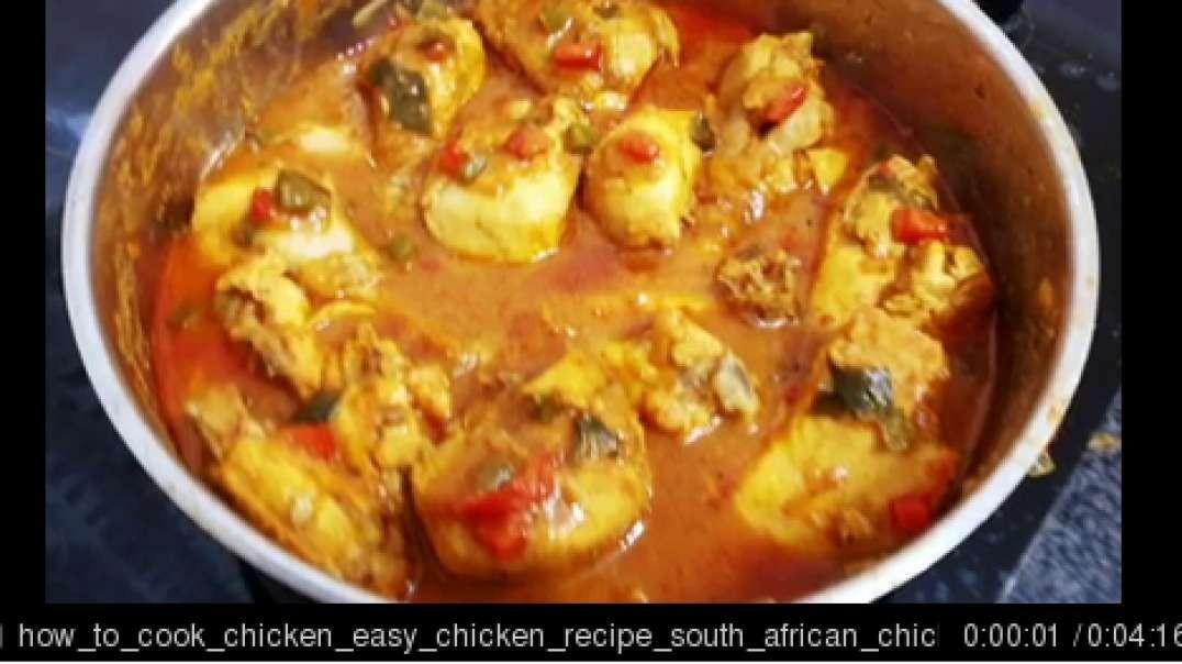 how to cook chicken easy chicken recipe south african chicken stew recipe
