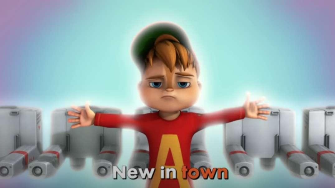ALVINNN!!! and the Chipmunks  'Gonna Get You' Karaoke Video  Nick