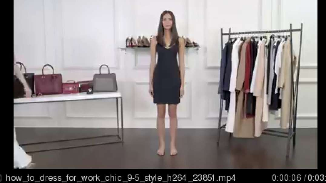 how to dress for work chic  9-5 style