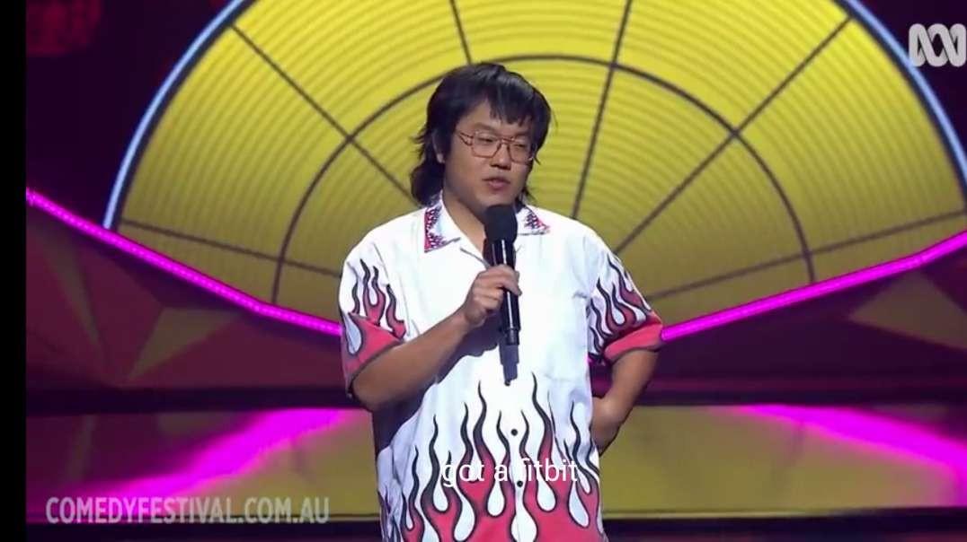 Aaron Chen - 2021 Melbourne International Comedy Festival Gala
