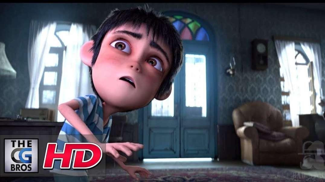 CGI Animated  Short Film Trailer  Tomorrow Trailer