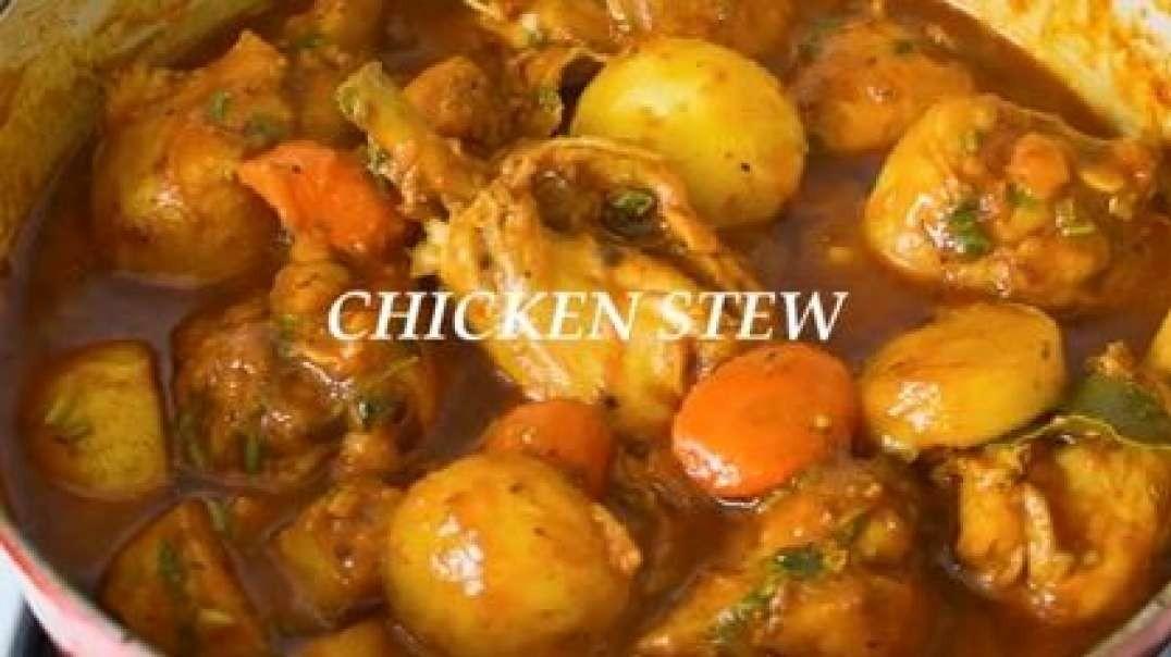 chicken stew recipe spicy chicken stew