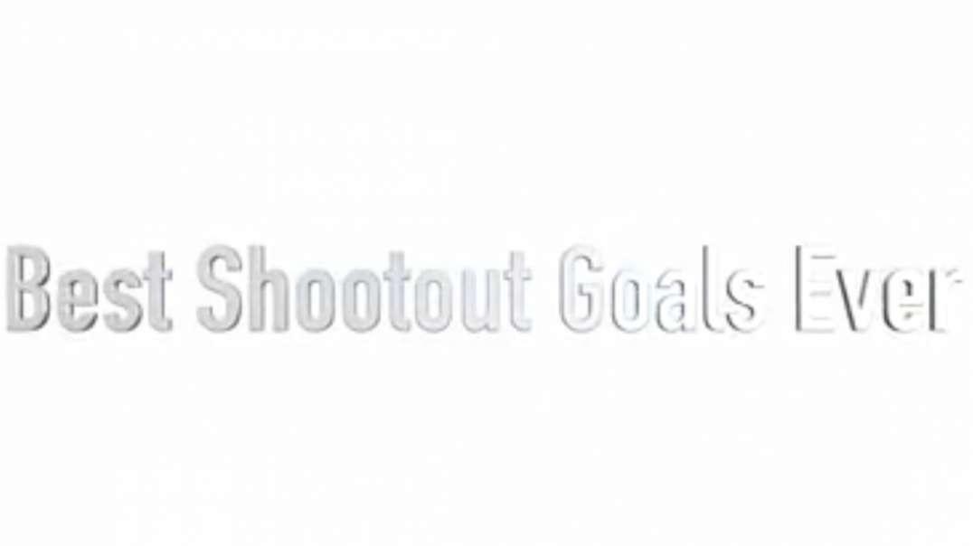 best shootout goals ever