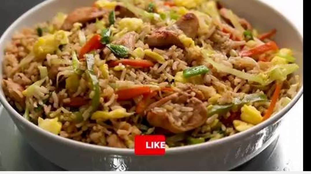quick chicken fried rice chicken fried rice by spice eats