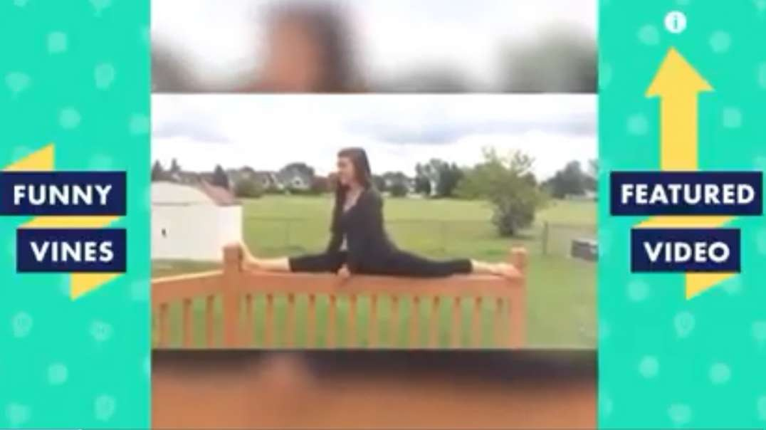 try not to laugh epic gymnastics fails compilation funny vines august 2018