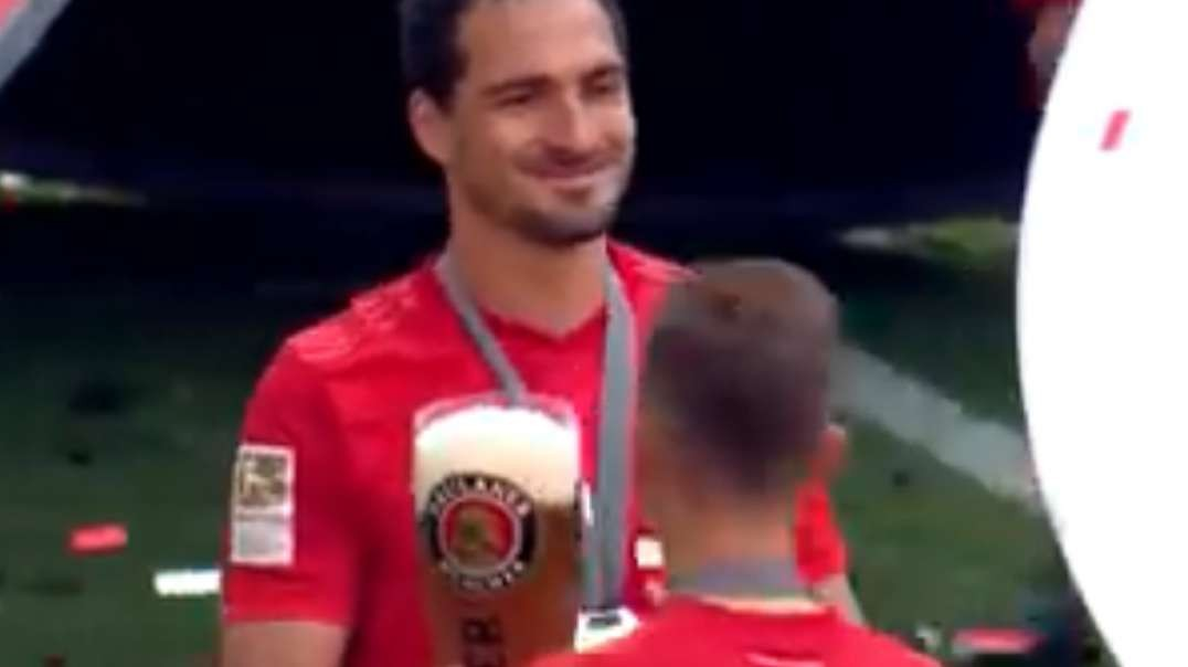 7 championships 7 beer showers best of fc bayern