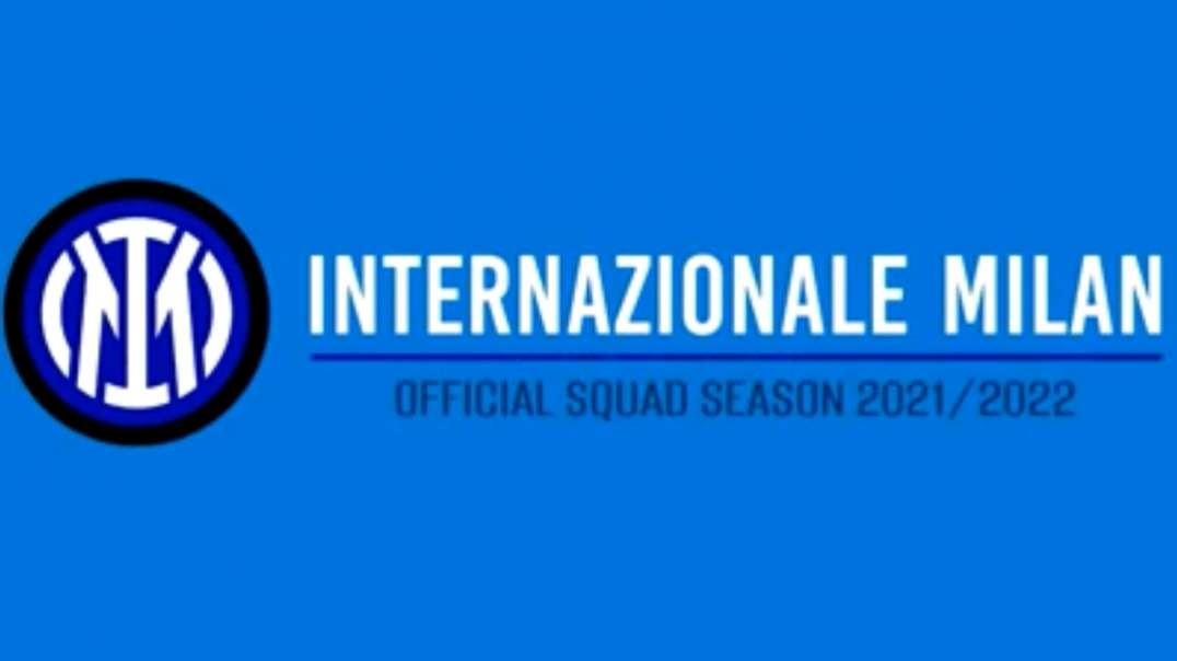 inter milan squad 2021 2022 serie a