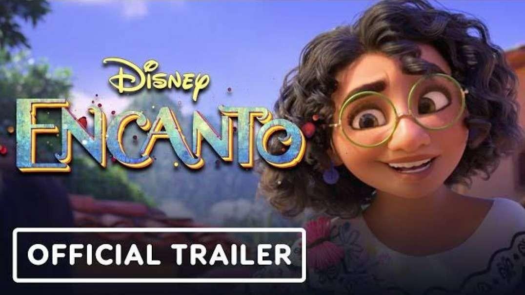 Disney s Encanto  Teaser Traile