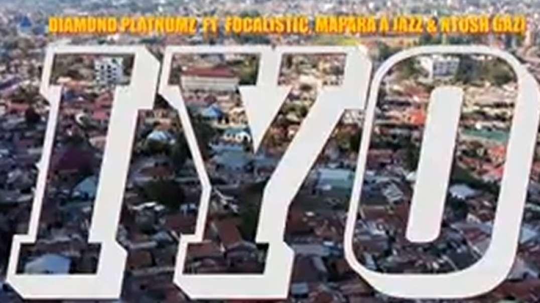 diamond platnumz ft focalistic mapara a jazz ntosh gazi iyo official video