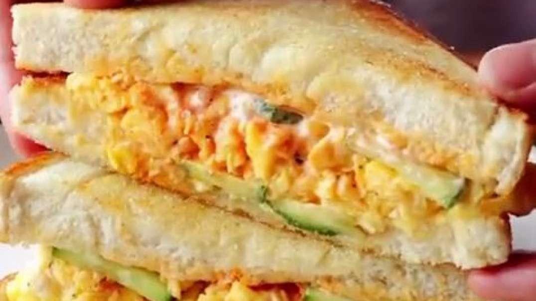 3 easy egg mayo sandwich recipes