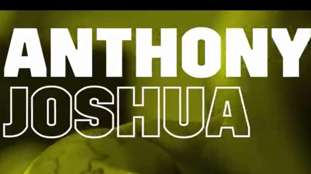 anthony joshua top 10 knockouts