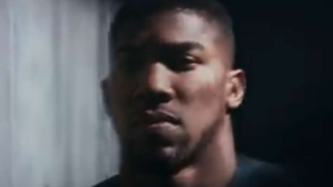 anthony joshua your greatest opponent is you