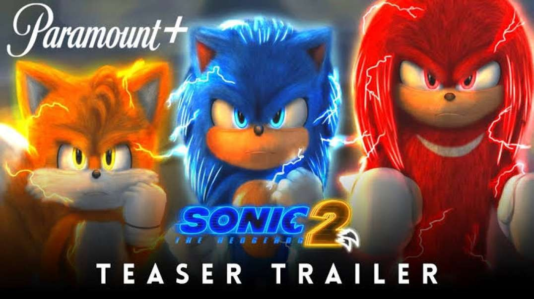 Sonic 2 The_Return Of Eggman TeaserTrailer 2021__Jim Carrey%2CBen Schwartz Post Credit Scene