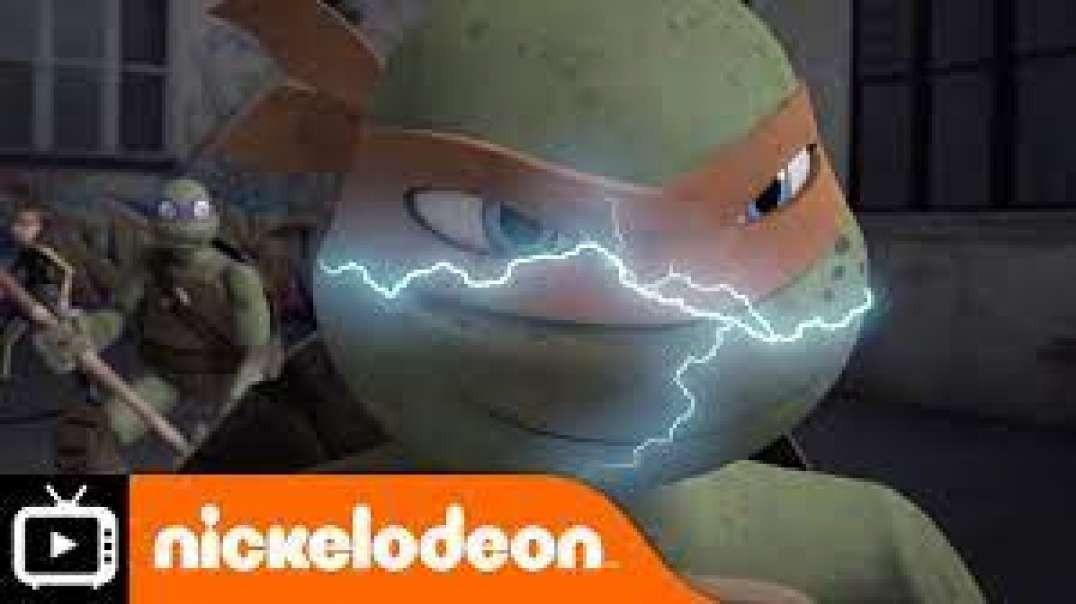 Teenage Mutant Ninja Turtles   Super Mikey   Nickelodeon UK
