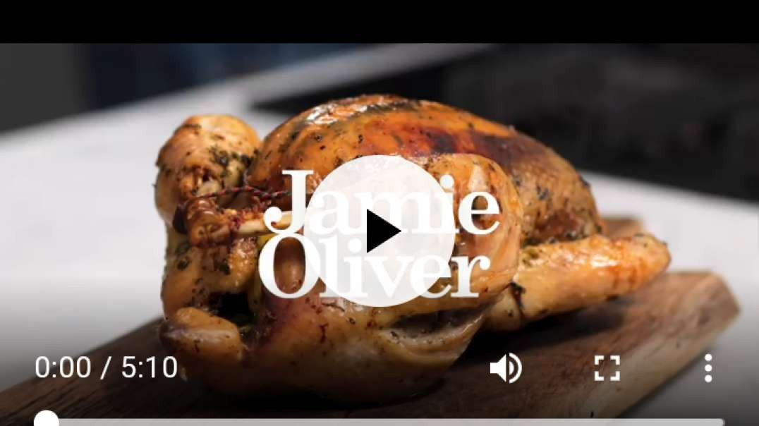 royal roast chicken for harry by meghan jamie oliver