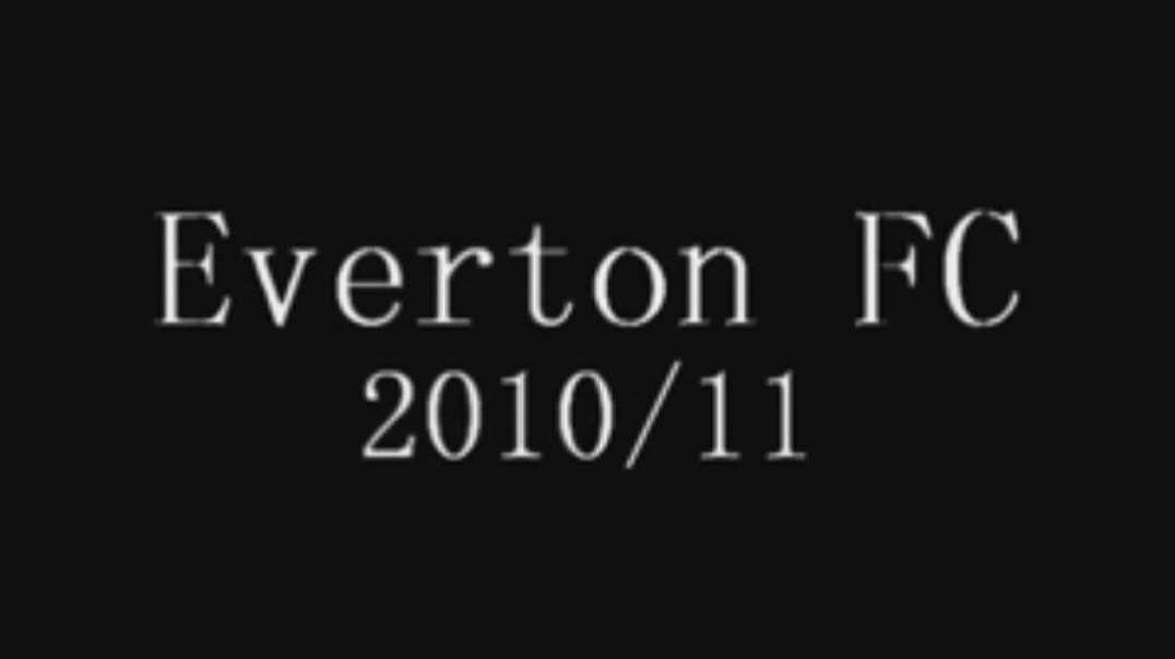 everton 2010 11 season