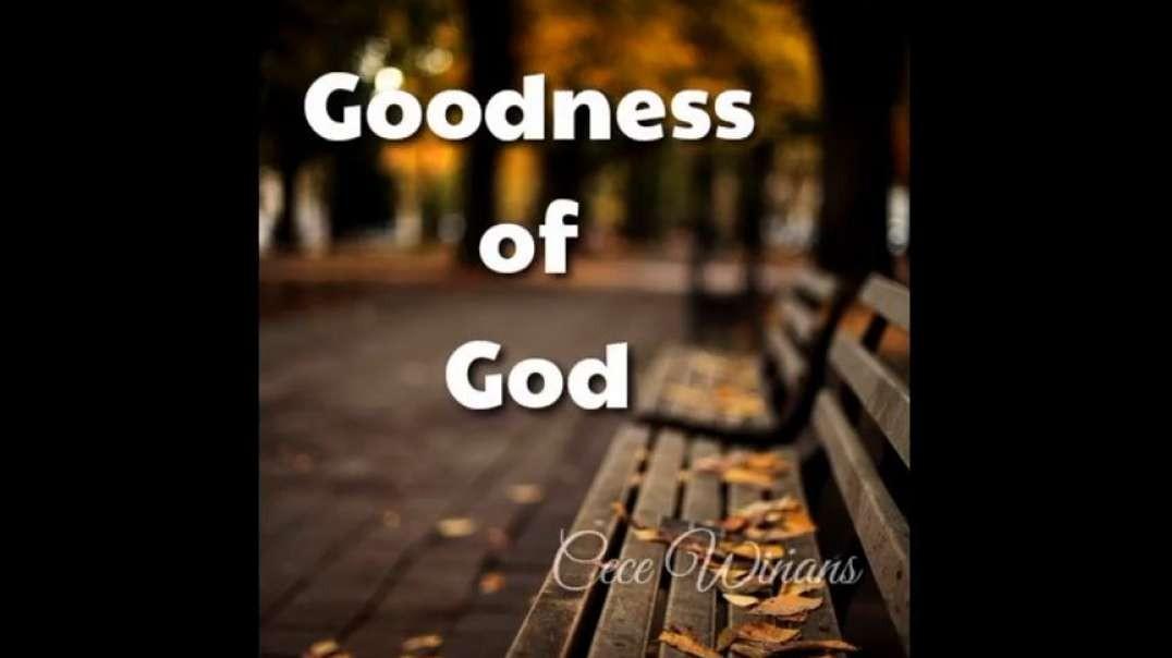 Goodness of God- Lyrics By Ceece Winanas