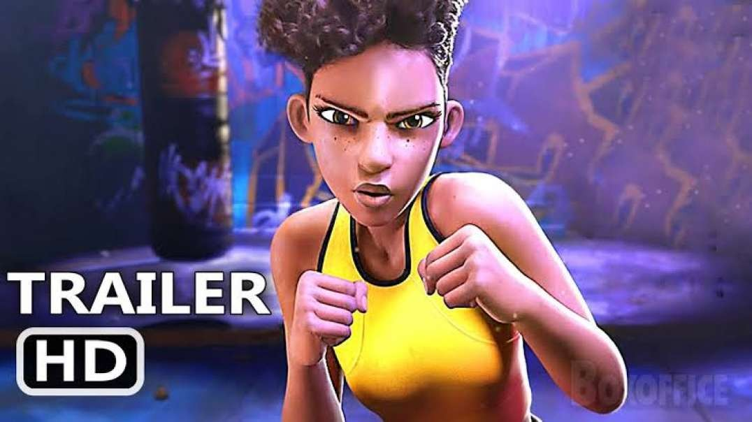 MASTER Official Trailer  Superhero Animation Movie