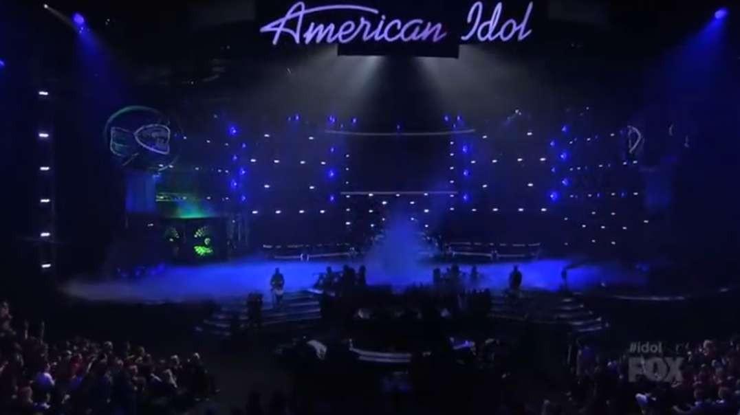 rihanna where have you been top 2 results american idol season