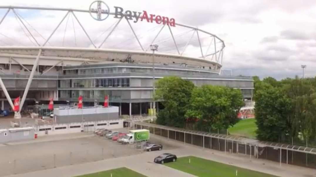 The Home of Bayer 04 Leverkusen  An Engineering Masterpiece