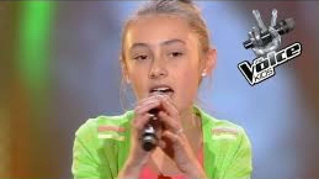 Britney Zombie The Voice Kids 2015: The Blind Auditions