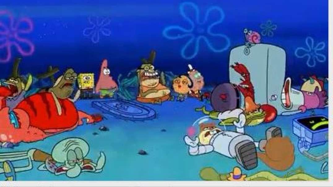 Spongebob squarepants happy birthday