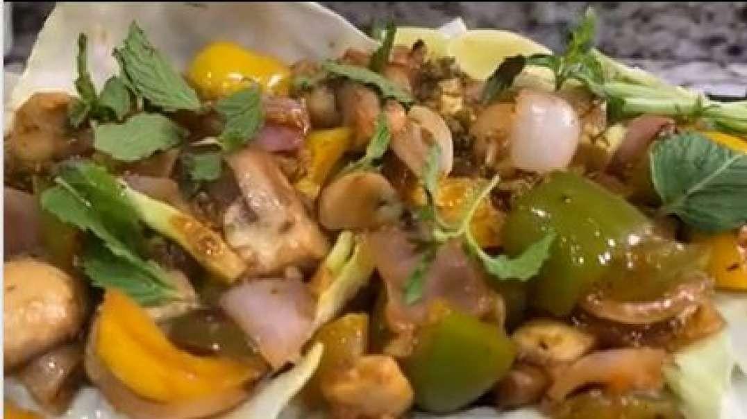 Chilli mushroom mushroom recipe