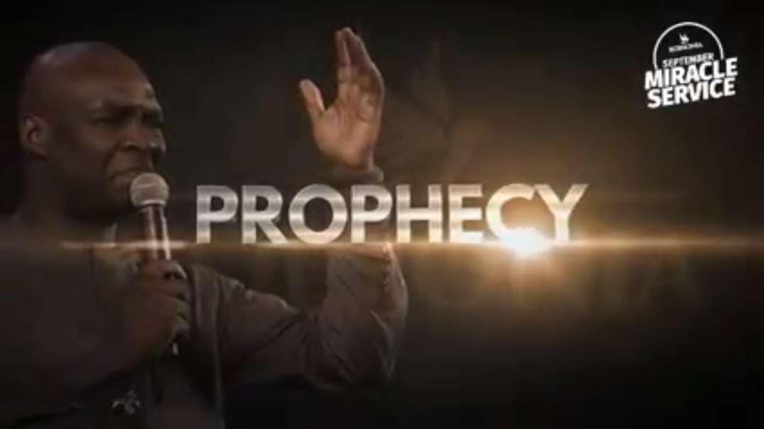 Apostle Joshua Selman Ministering at the September Miracle service