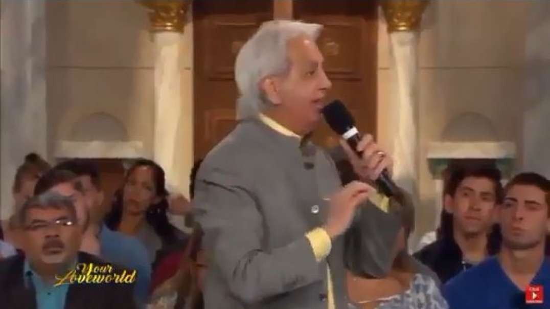 Benny hinn repent from preaching prosperity