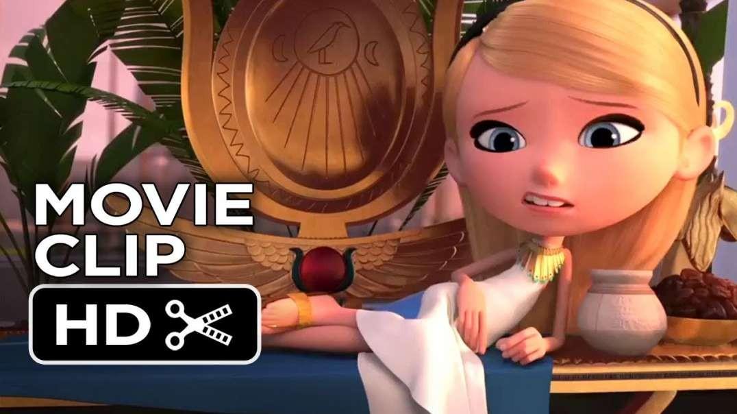 Mr. Peabody and Sherman My Big Fat Egyptian Wedding Clip HD  Movie Clips  FandangoMovies