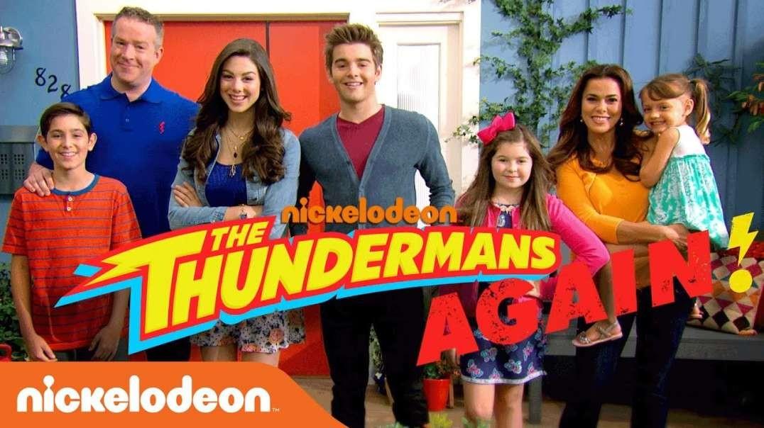 The Thundermans  Theme Song (Extended Karaoke Version)  Nick