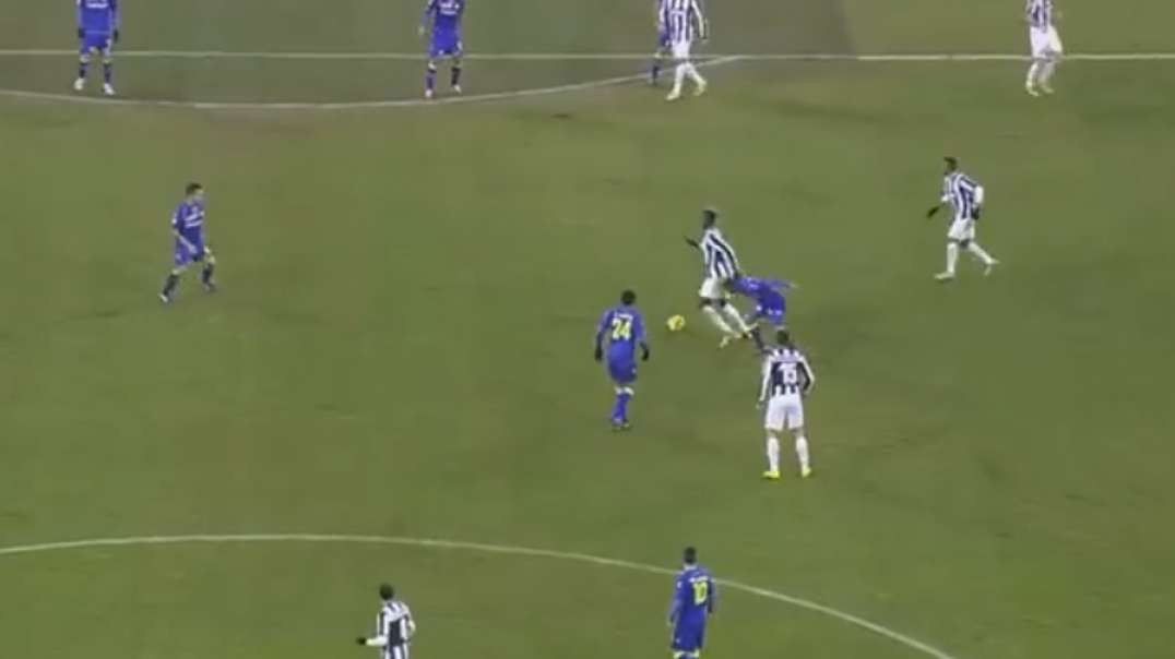 paul pogba scores two incredible goals