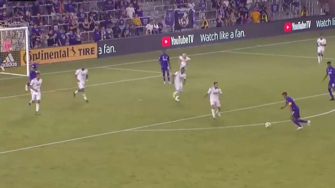 NANI! Top 5 Goals in MLS!