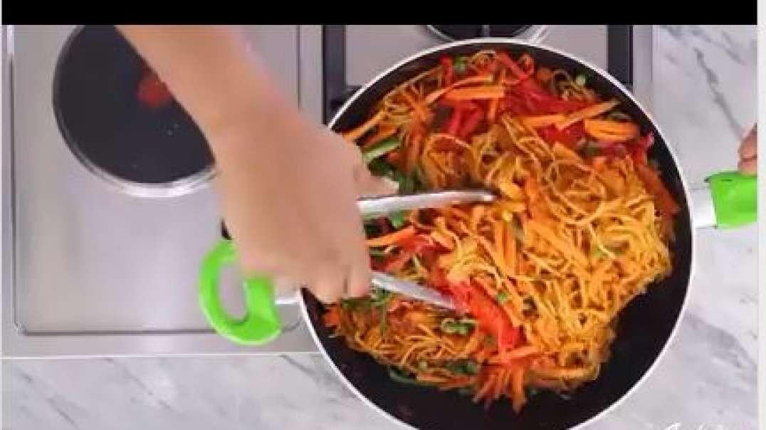 The easiest tastiest jollof spaghetti recipe read