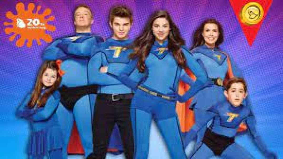 The Thundermans Family Says a Final Goodbye Nick