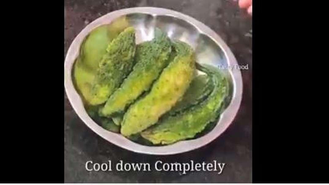 Bitter gourd recipe
